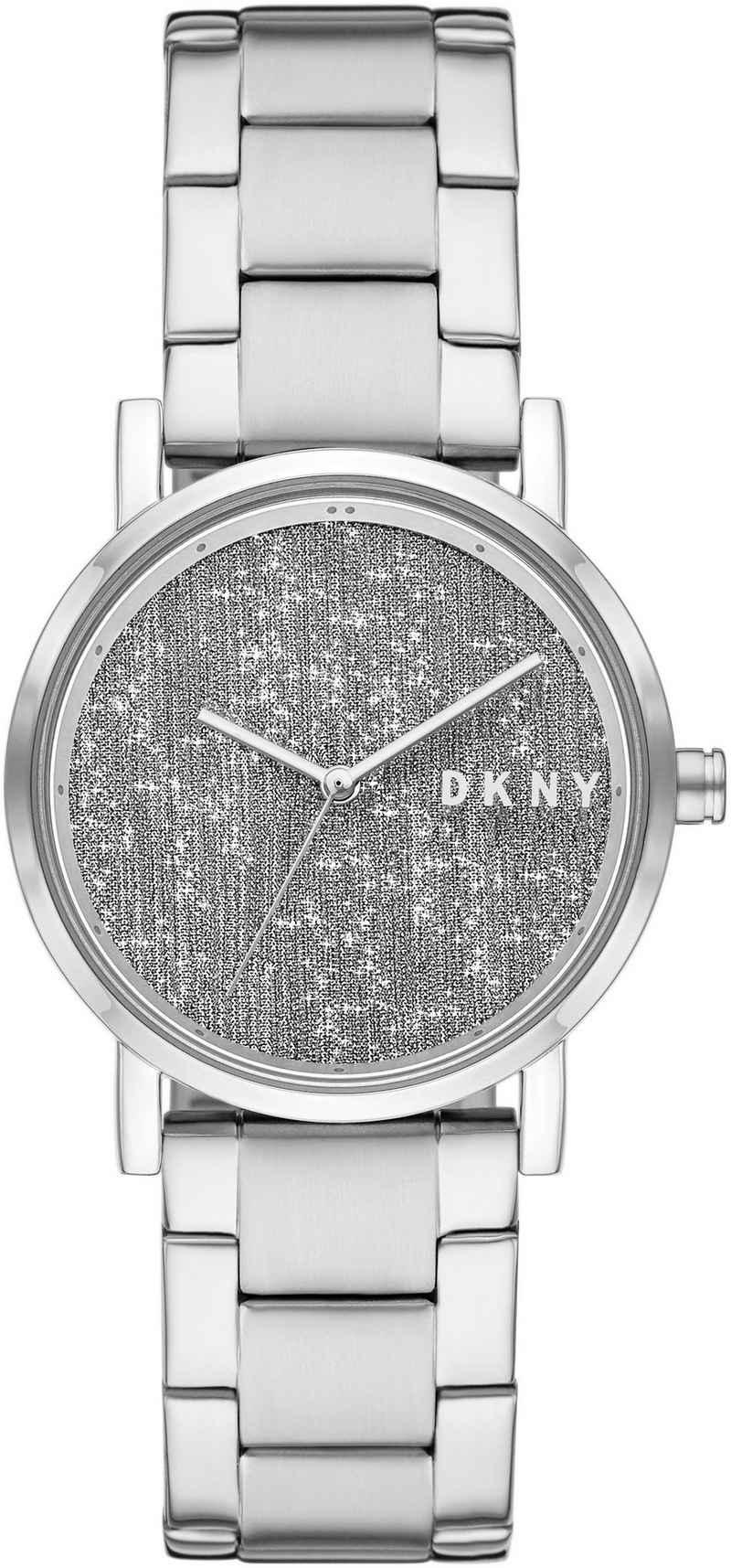 DKNY Quarzuhr »Soho, NY2986«