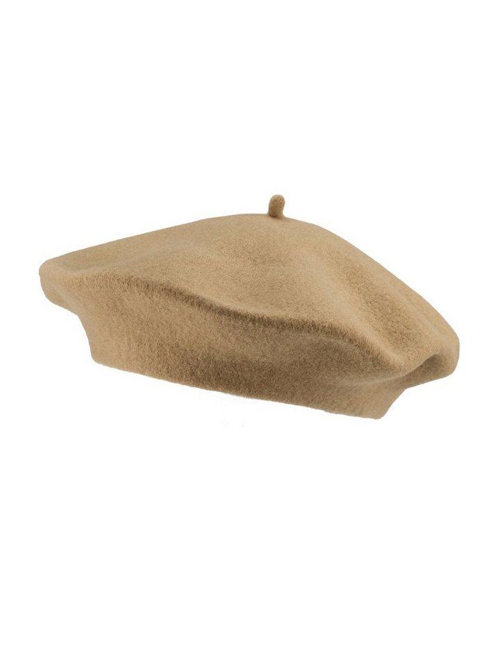 loevenich -  Baskenmütze »Aus reiner Schurwolle«
