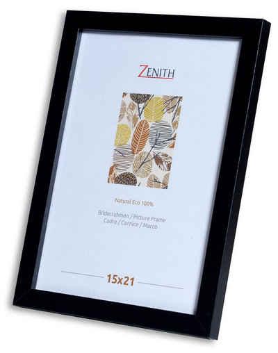 Victor (Zenith) Bilderrahmen »Klee«, 15x21 cm, in schwarz, moderner Holzrahmen mit schmaler Leiste