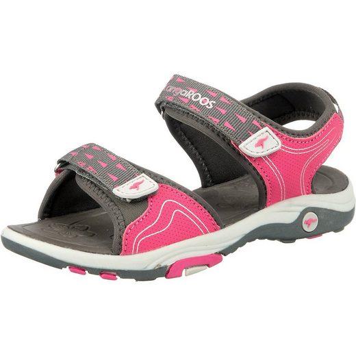 KangaROOS »Sandalen K-BLONDE für Mädchen« Sandale