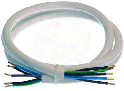 Technikgrosshandel »Herdanschlussleitung PHL 51515 1,5m H05VV-F 5G1,5« Elektroherd-Zuleitung, (150 cm)