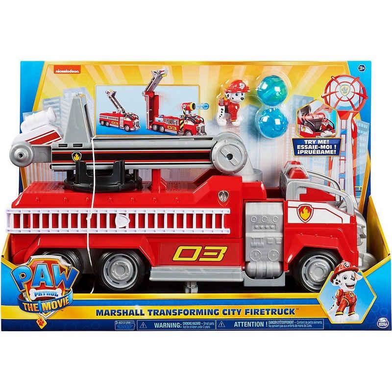 Spin Master Spielzeug-Auto »PAW Patrol: Der Kinofilm - Marshalls Deluxe«