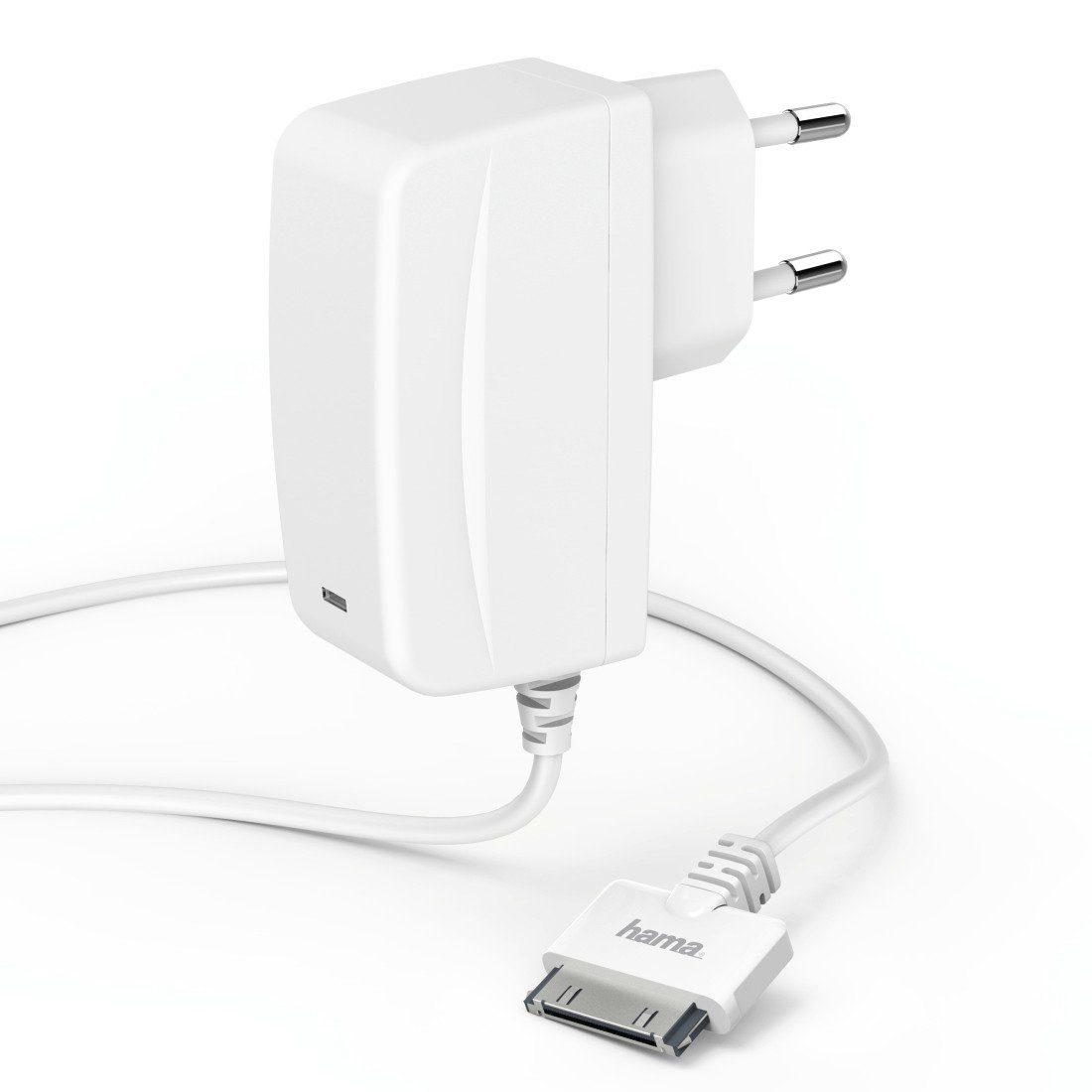 Hama Reiseladegerät für Apple iPhone 3G/3G S/4/4S und iPod, MFI