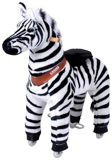 PonyCycle Reittier »Marty«, Zebra Größe: M
