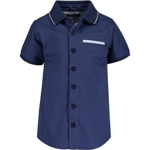 Blue Seven Kurzarmhemd »Kinder Kurzarmhemd«