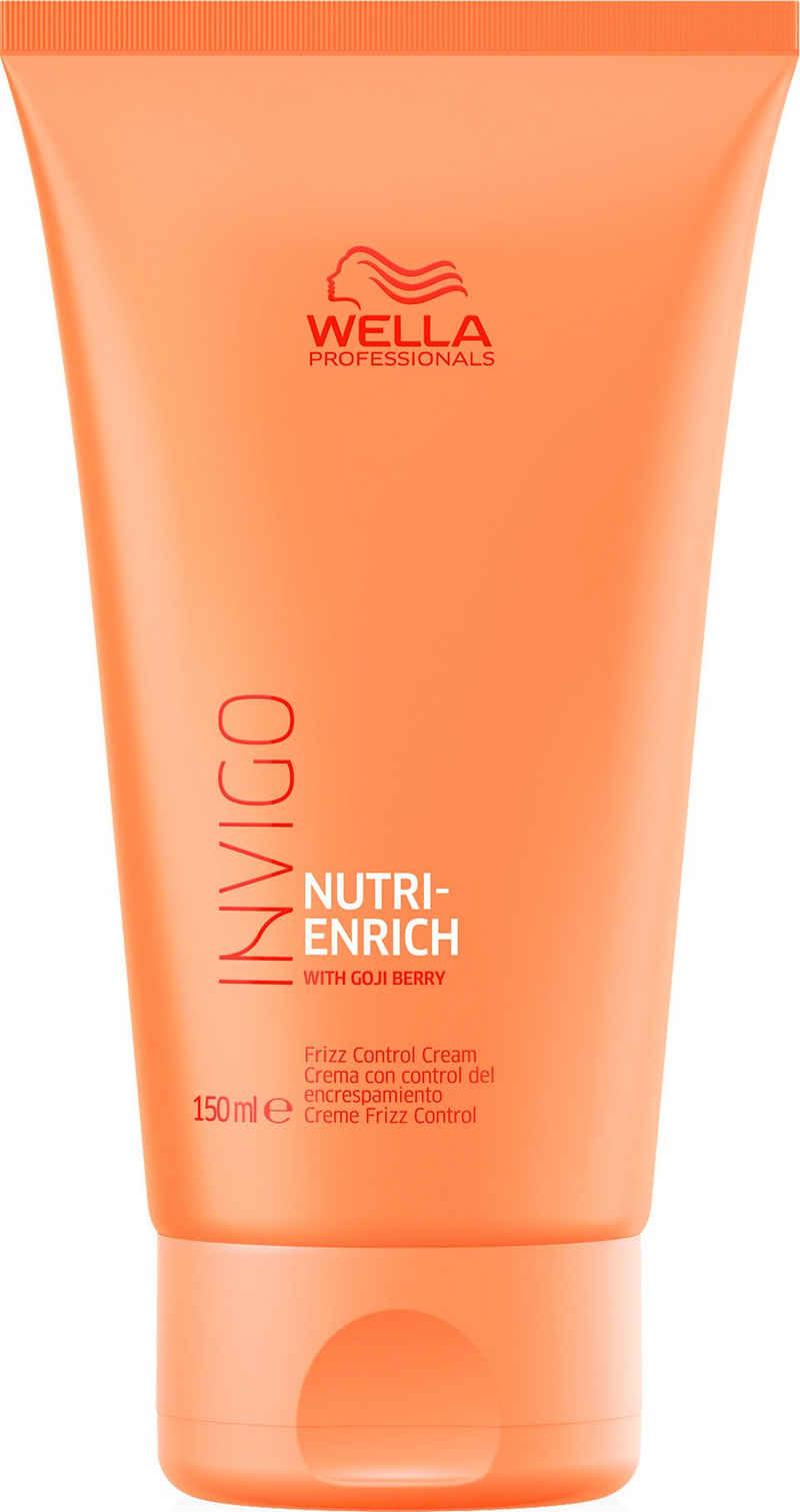 Wella Professionals Haarcreme »Invigo Nutri-Enrich Frizz Control Cream«, nährend