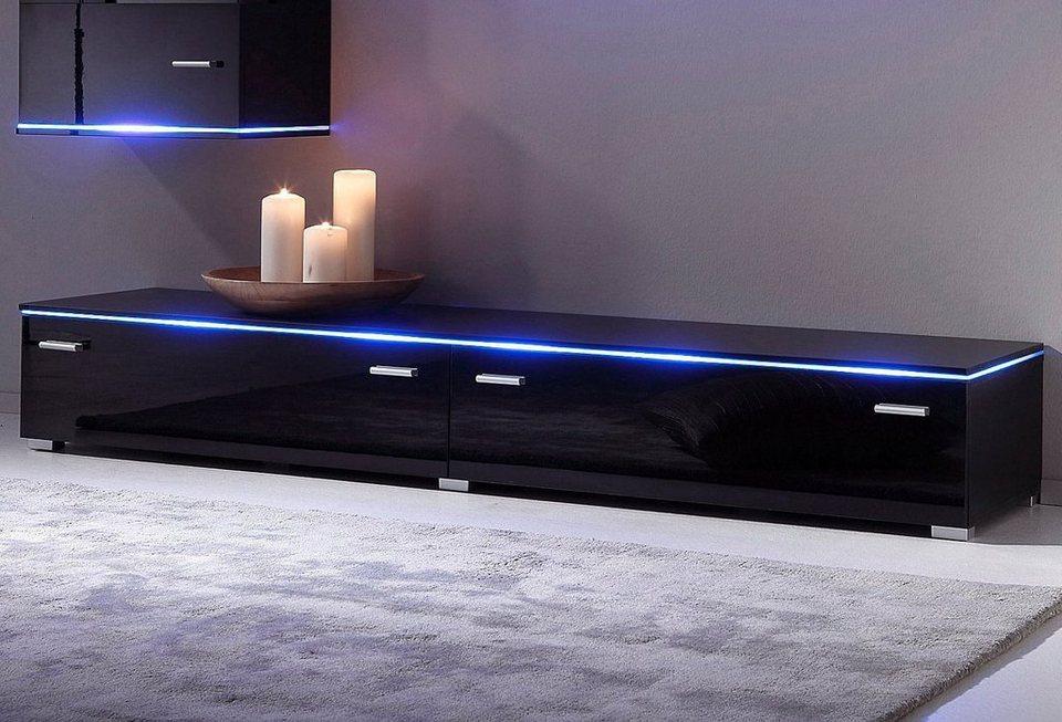 Lowboard led  TV-Lowboard, Breite 180 cm online kaufen | OTTO