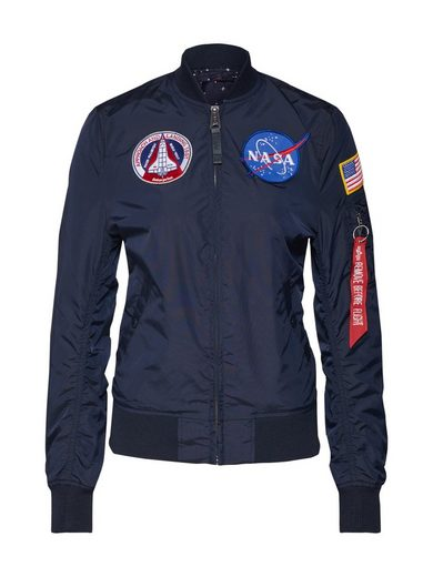 Alpha Industries Bomberjacke »MA-1 TT NASA Revers«