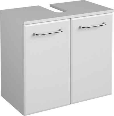 PELIPAL Waschbeckenunterschrank »Quickset« Breite 60 cm, Höhe 53 cm, Türdämpfer