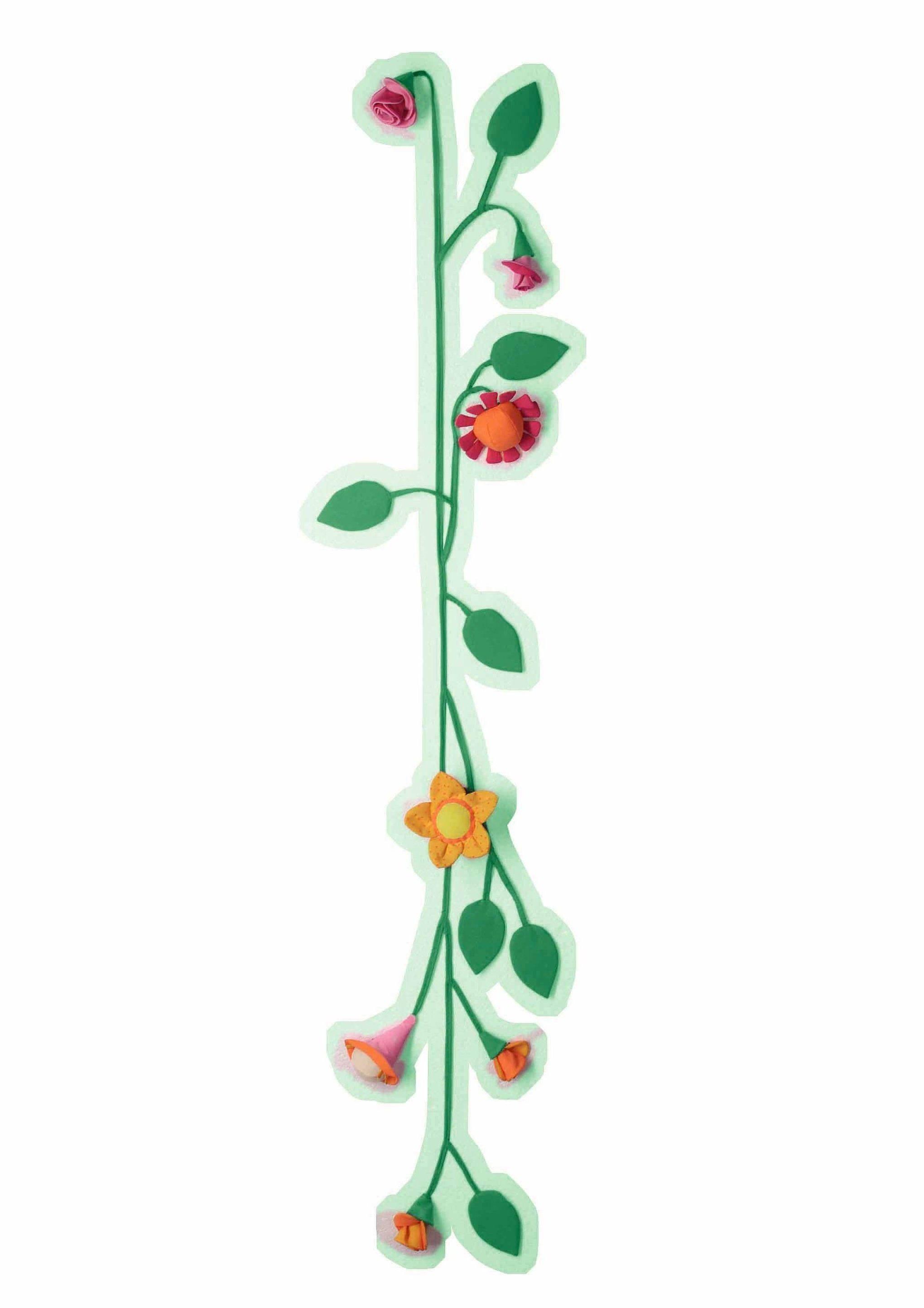 Stoffgirlande, HABA®, »Blumen«