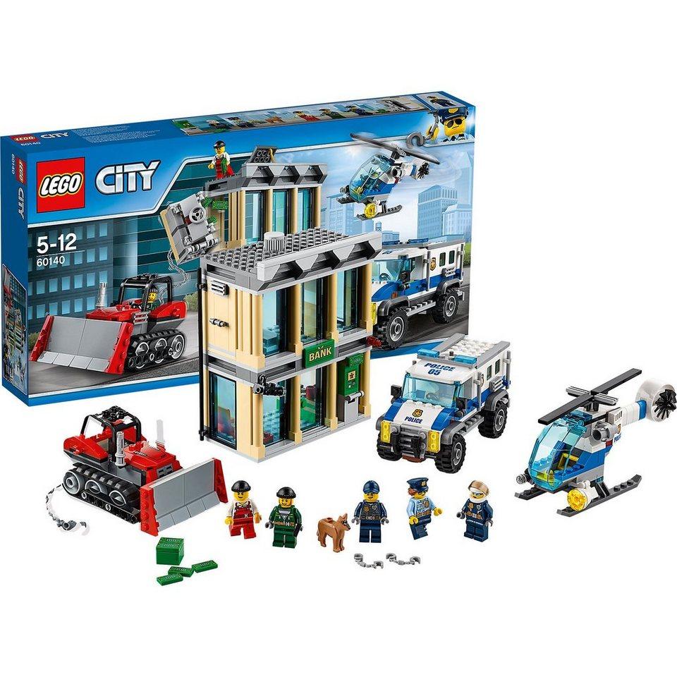 Lego City Bankraub