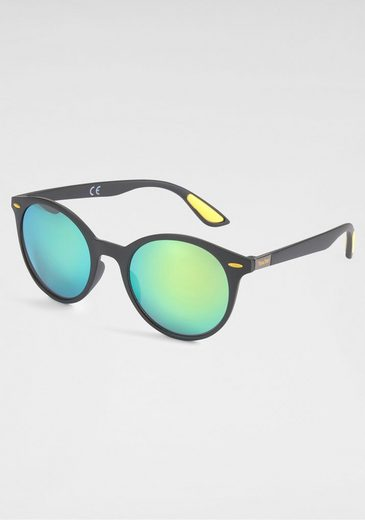 YOUNG SPIRIT LONDON Eyewear Sonnenbrille mit verspiegelten Gläsern