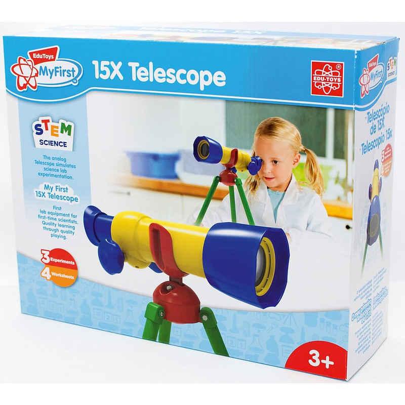 Edu-Toys Teleskop »Mein erstes Teleskop«