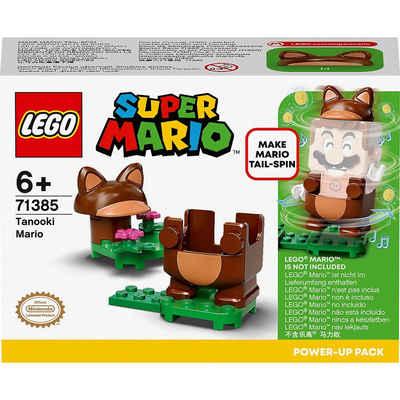 LEGO® Konstruktions-Spielset »LEGO® Super Mario 71385 Tanuki-Mario Anzug«