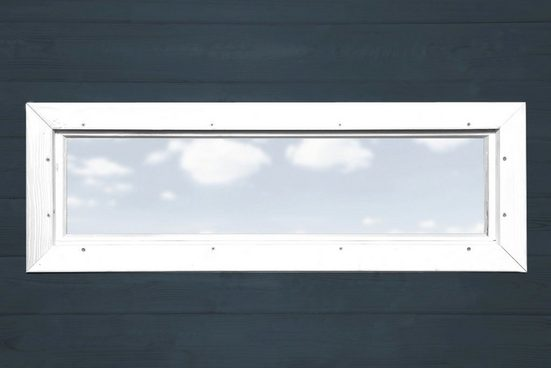 weka Fenster, BxTxH: 125x5,9x40 cm