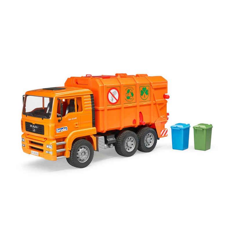 Bruder® Spielzeug-Müllwagen »MAN TGA LKW«