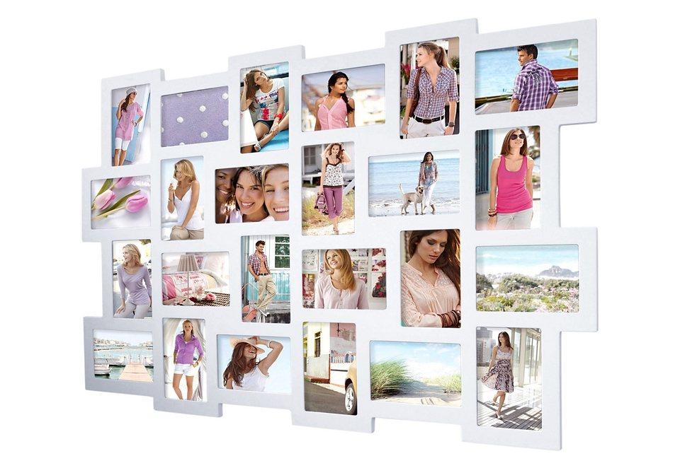 Fotogalerie in 2 Farben in weiß