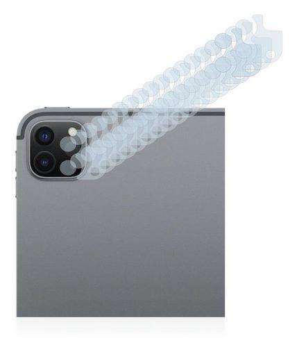 """Savvies Schutzfolie »für Apple iPad Pro 11"""" WiFi Cellular 2020 (nur Kamera, 2. Generation)«, (18 Stück), Folie Schutzfolie klar"""