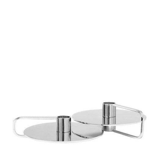 BLOMUS Kerzenhalter »CASTEA 2er Set Chrome«