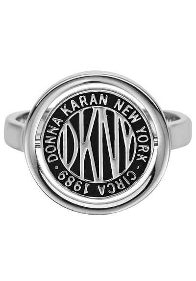 DKNY Fingerring »Spinner Logo Token RG - 55 (RH), 5520035, 5520036«