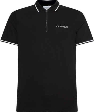 Calvin Klein Poloshirt »ZIPPER POLO«
