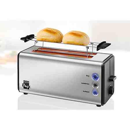 UNOLD® Toaster »Onyx Duplex 38915«, für 2 Scheiben, 1400 Watt