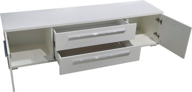 TV Möbel - Places of Style TV Board »Piano«, UV lackiert, mit Soft Close Funktion  - Onlineshop OTTO