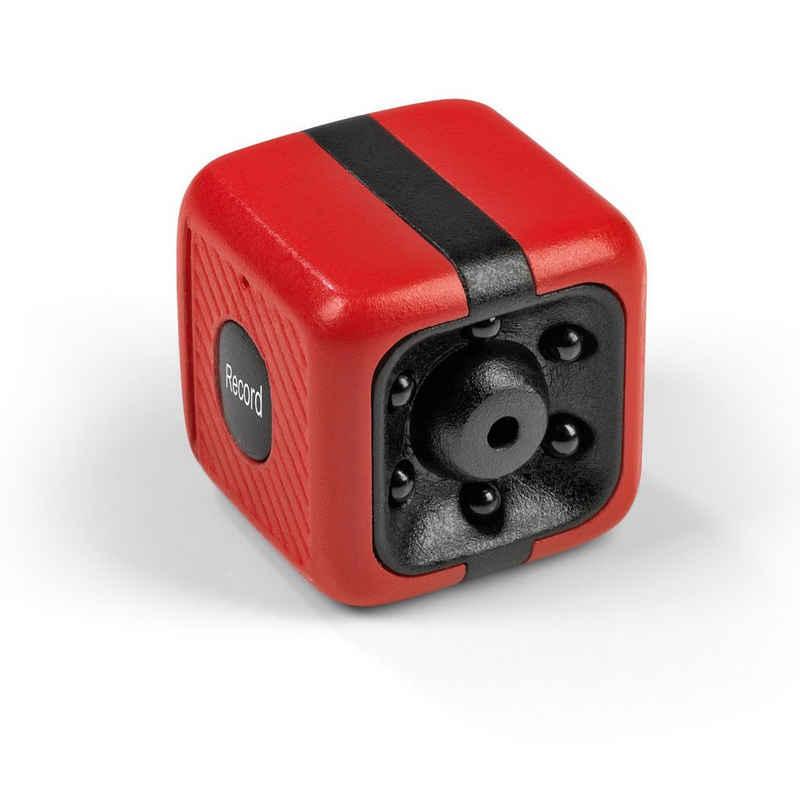 EASYmaxx Kinderkamera (Mini-Kamera inkl. Speicherkarte 8GB)