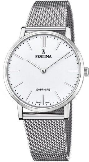 Festina Schweizer Uhr »Festina Swiss Made, F20014/1«