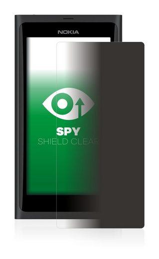 upscreen Schutzfolie »für Nokia Lumia 800«, Folie Schutzfolie Sichtschutz klar anti-spy