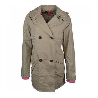 camel active Parka »Caban Mantel Jacket« Beige