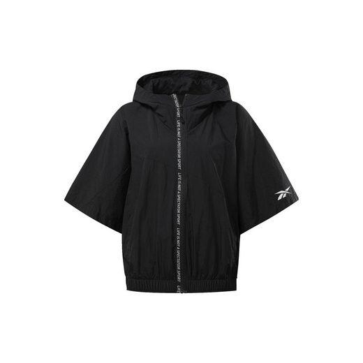 Reebok Sweatjacke »Woven Short-Sleeve Jacket«