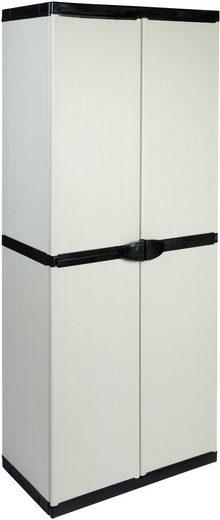 Kreher Mehrzweckschrank B/T/H: 68x39,5x168 cm, für Armadio, mit 3 Böden