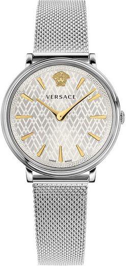 Versace Schweizer Uhr »V-Circle«