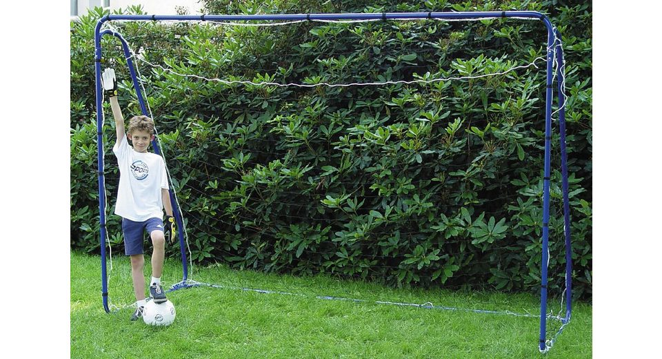 Fussballtor, Hudora, »Mega Goal«, Gr. ca. 300/205/120 cm