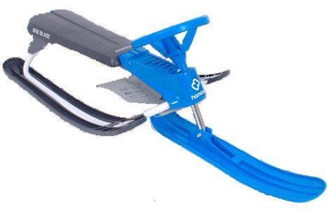 Schlitten, Hamax, »Snow Blade« in grau-blau
