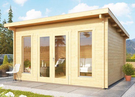 WOODFEELING Gartenhaus »Stavanger 3«, BxT: 490x420 cm