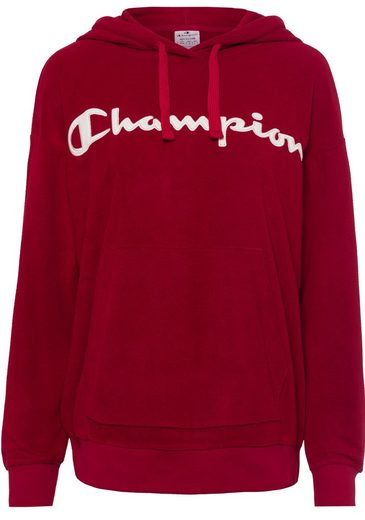Champion Kapuzensweatshirt »Hooded Sweatshirt aus Polarfleece«