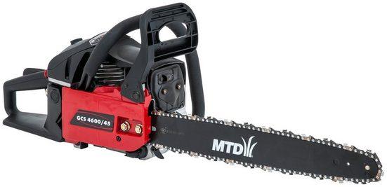 MTD Benzin-Kettensäge »GCS 4600/45«, 45 cm Schwertlänge