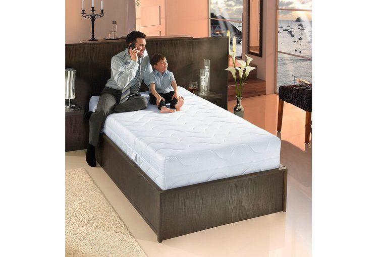 Taschenfederkernmatratze »TFK 5 Sterne«, Beco, 29 cm hoch, 500 Federn, (1-tlg), Schlaf-Luxus für Ihren Rücken wie im Wellnesshotel, extra hoch!
