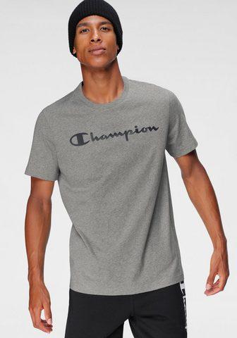 Champion Marškinėliai »CREWNECK T-SHIRT«