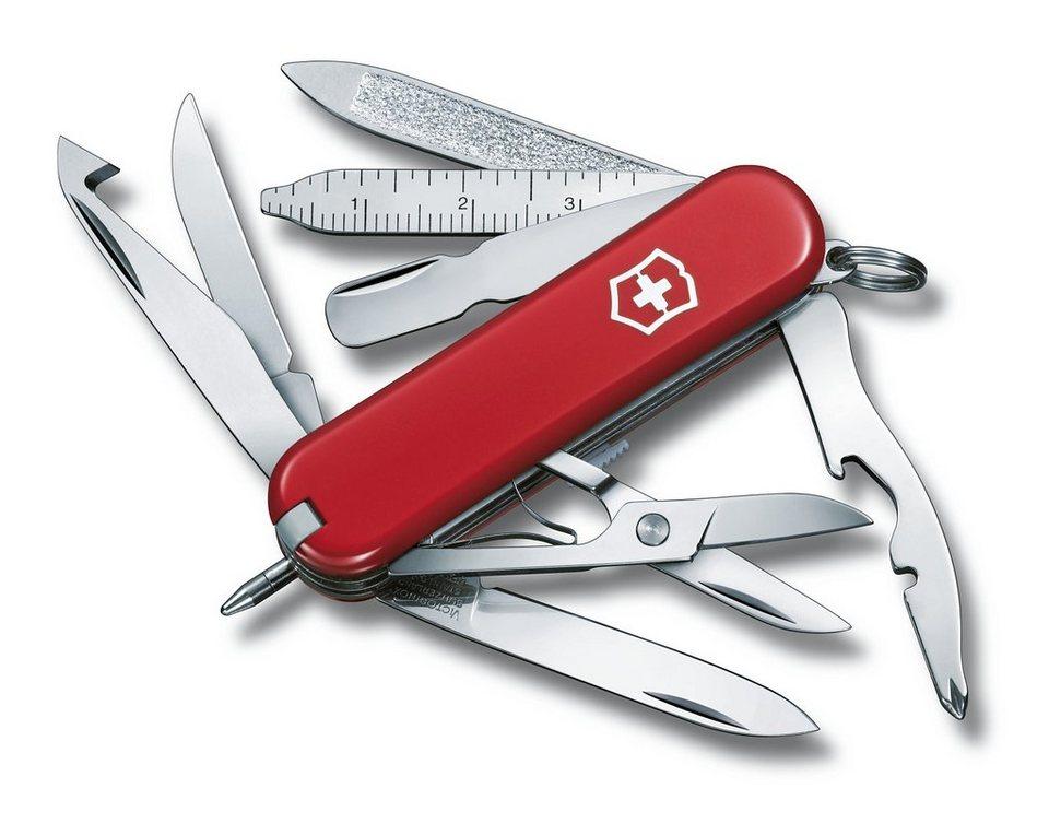 Victorinox Kleines Taschenmesser MiniChamp in Rot