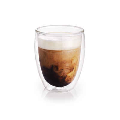 Neuetischkultur Thermoglas »Doppelwandiges Glas Kaffeeglas Teeglas«, Glas