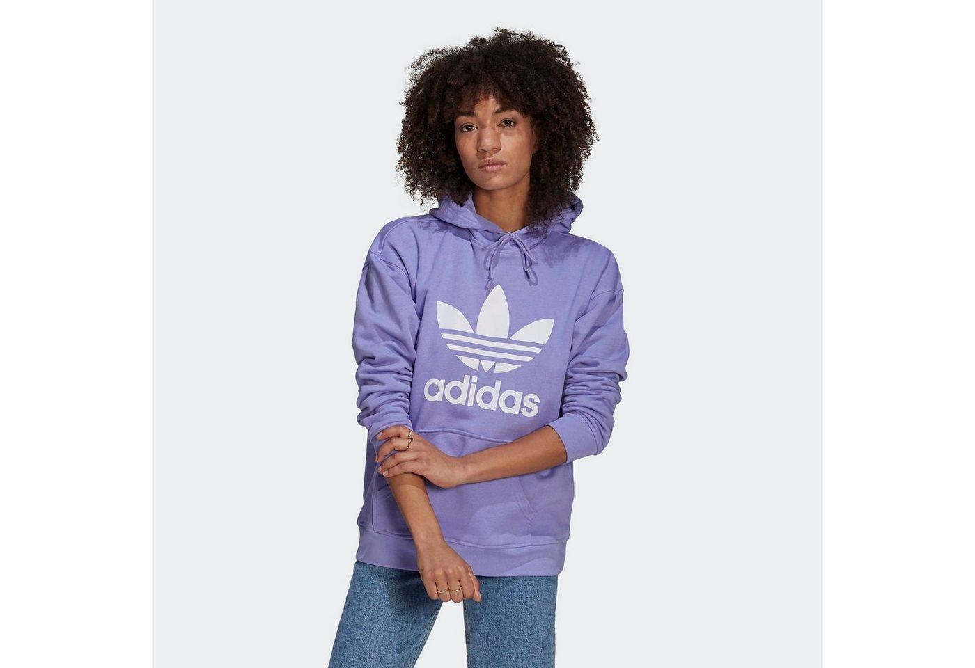 adidas originals -  Hoodie »ADIDAS ADICOLOR TREFOIL« mit großem Logodruck