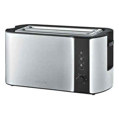 Severin Toaster AT 2590, für bis zu 4 Brotscheiben