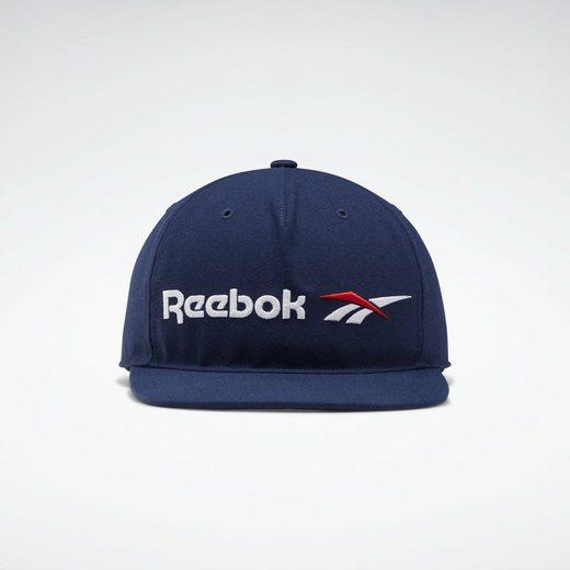 Reebok Classic Baseball Cap »Classics Vector Flat Peak Cap«