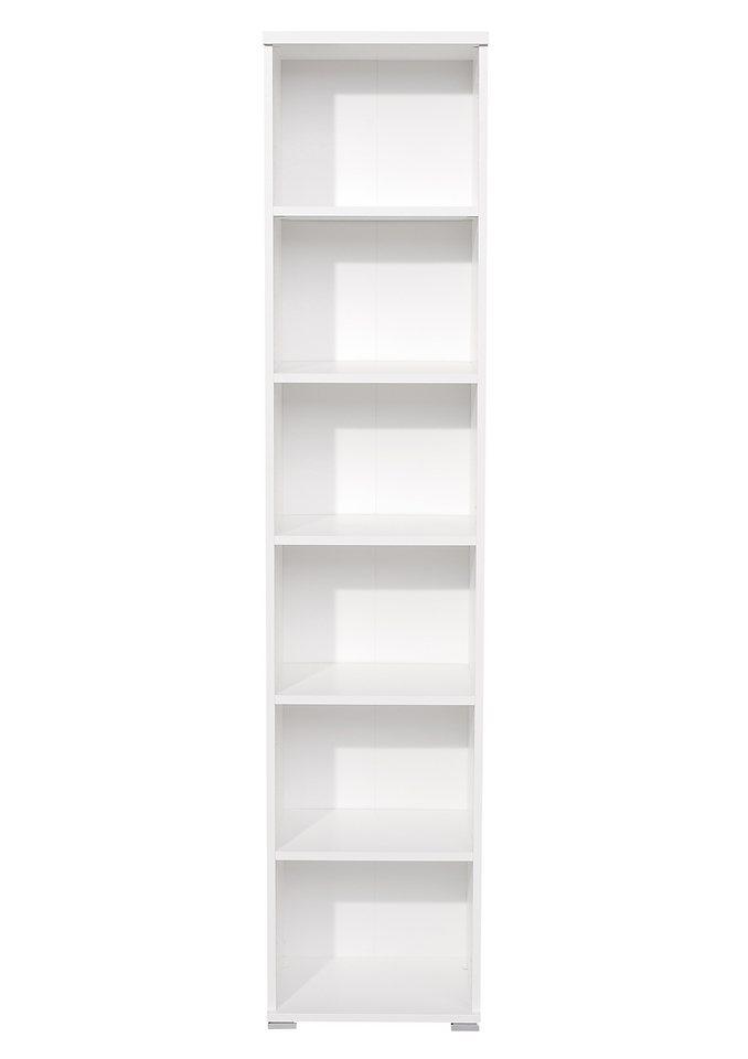 Regal, CS Schmalmöbel, »rio ART Typ 47« in weiß