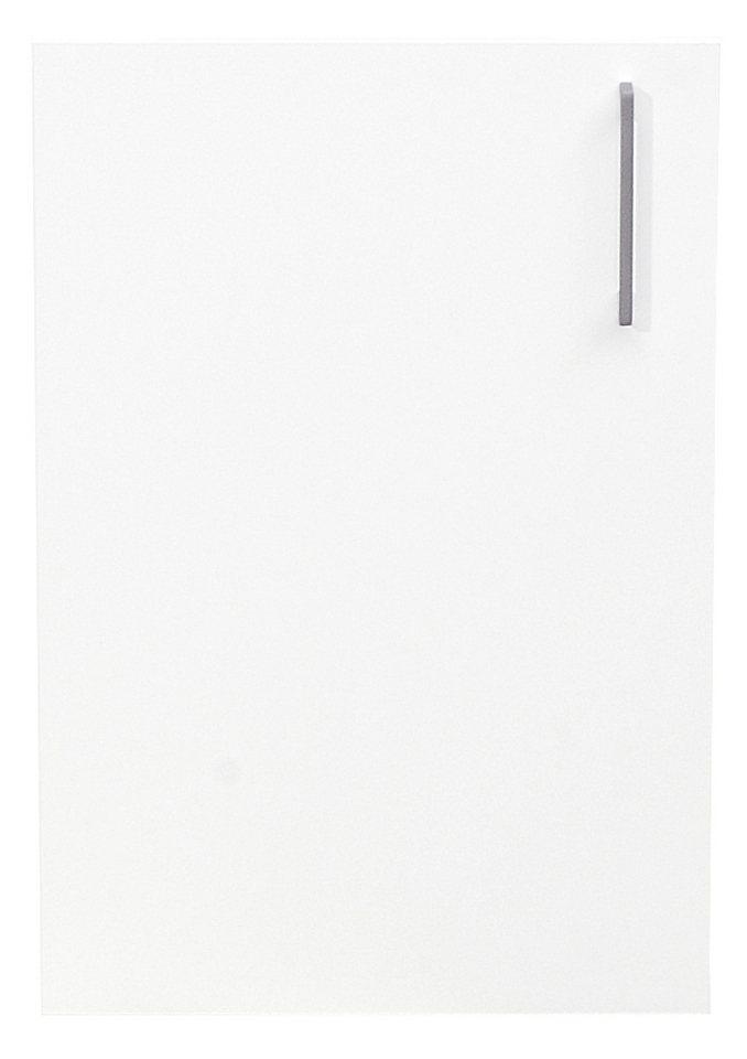 Tür, CS Schmalmöbel, »rio ART Typ 73« in weiß