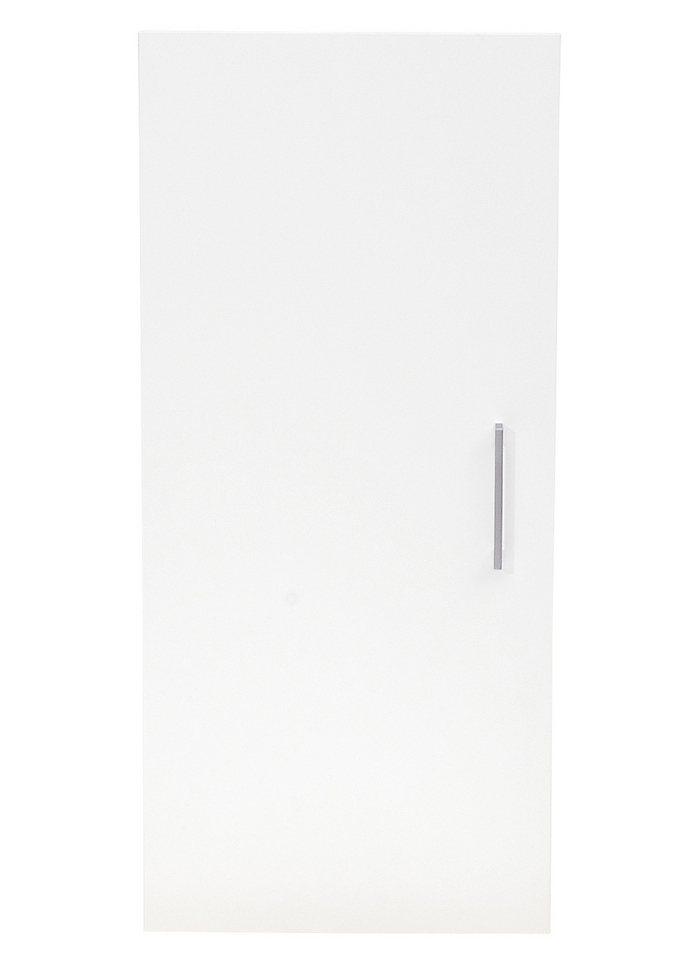 Tür, CS Schmalmöbel, »rio ART Typ 74« in weiß