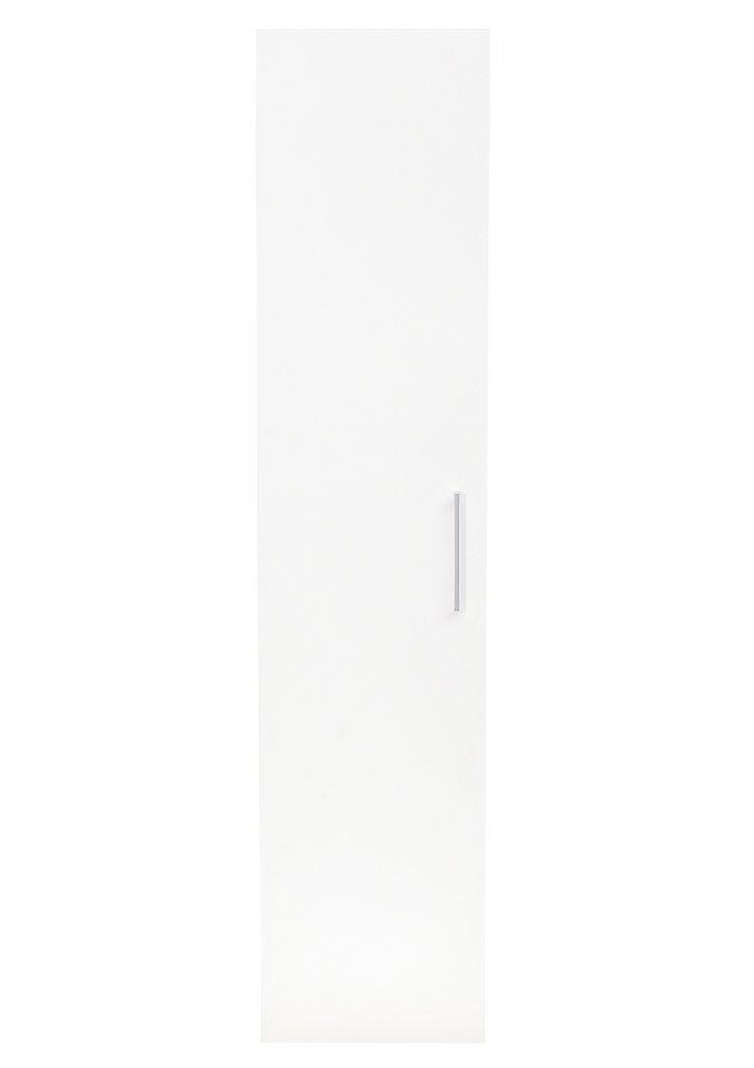 Tür, CS Schmalmöbel, »rio ART Typ 77« in weiß